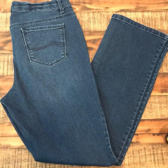 d3d459e53e8 Gloria Vanderbilt Denim - Gloria Vanderbilt jordyn curvy barely boot jeans